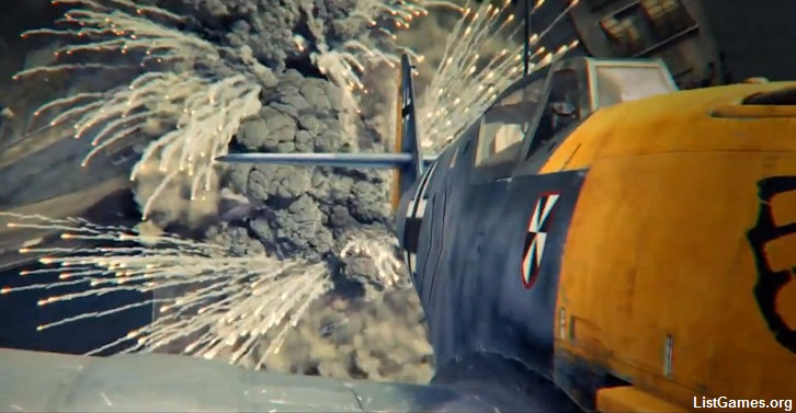 Релиз World of Warplanes
