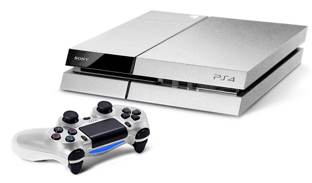 Play Station 4 white