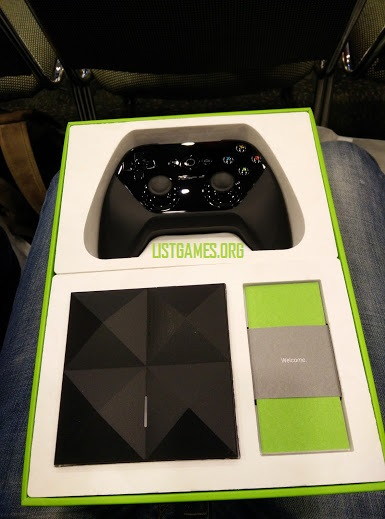 Android TV Controller box